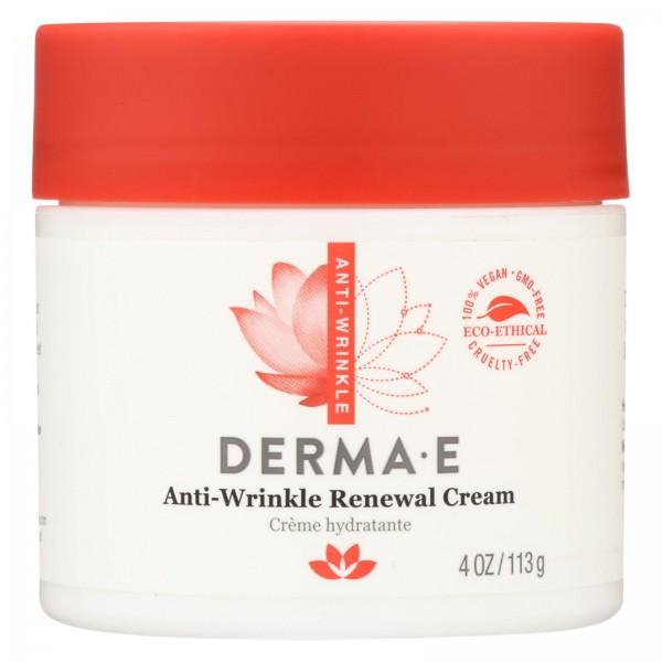 Derma E Refining Vitamin A Creme - 4 oz
