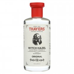 Thayers Witch Hazel with Aloe Vera Original - 12 fl oz