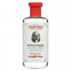 Thayers Witch Hazel with Aloe Vera Rose Petal - 12 fl oz