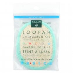 Earth Therapeutics Loofah Complexion Pad - 1 Pad