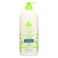 Nature's Gate Tea Tree Calming Shampoo - 32 oz