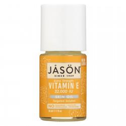 Jason Vitamin E Pure Beauty Oil - 32000 IU - 1 fl oz