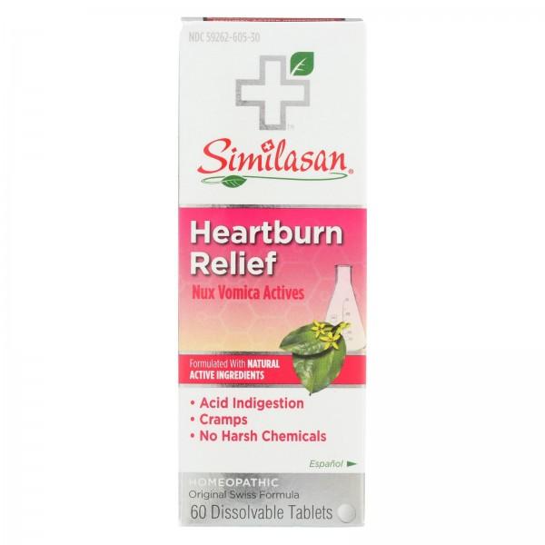 Similasan Heartburn Relief - 60 TAB