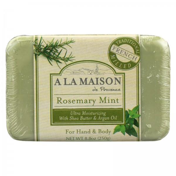 A La Maison Bar Soap - Rosemary Mint - 8.8 oz