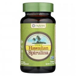 Nutrex Hawaii Pure Hawaiian Spirulina Pacifica Powder - 5 oz