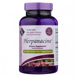Diamond-Herpanacine Total Skin Support System - 100 Capsules