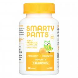 Smartypants Adult Probiotic - Lemon Cr?me - 60 count