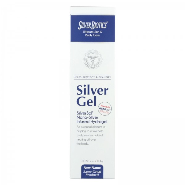 American Biotech Labs ASAP Ultimate Skin and Body Care Gel - 4 fl oz