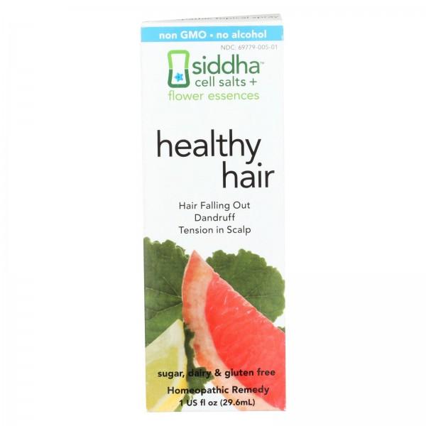 Siddha Flower Essences Healthy Hair - 1 fl oz
