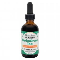 Herbasway Laboratories HerbaGreen Tea Mandarin Mango - 2 fl oz