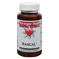 Kroeger Herb Rascal - 100 Capsules