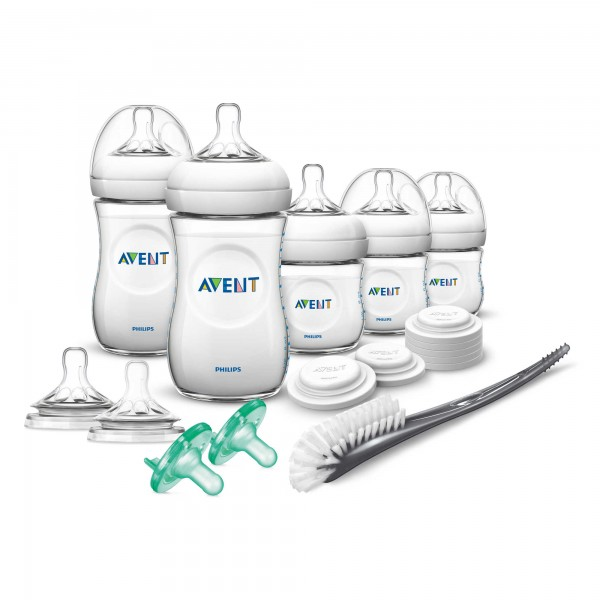 Philips Avent Natural Baby Bottle Newborn Starter Gift Set