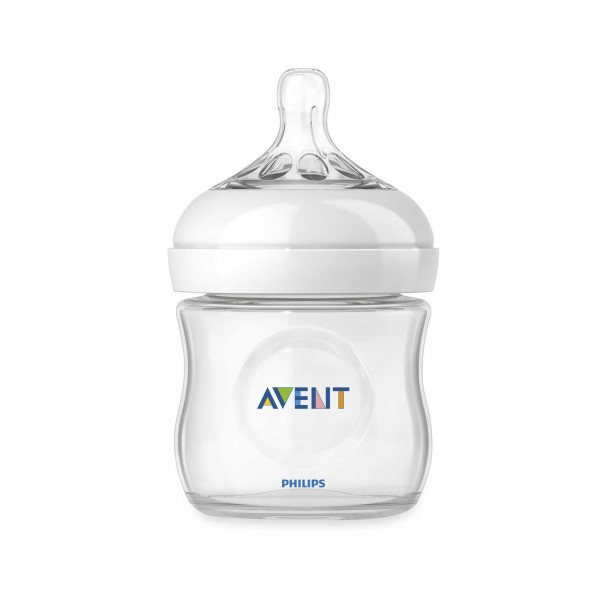 Philips Avent Natural 4 oz. Bottle