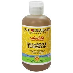 California Baby Aromatherapy Shampoo & Bodywash Calendula - 8.5 fl. oz.
