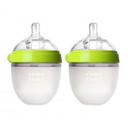 Comotomo Silicone Bottle 5oz (2pk)