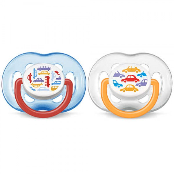 Philips Avent Freeflow Pacifier 6-18m