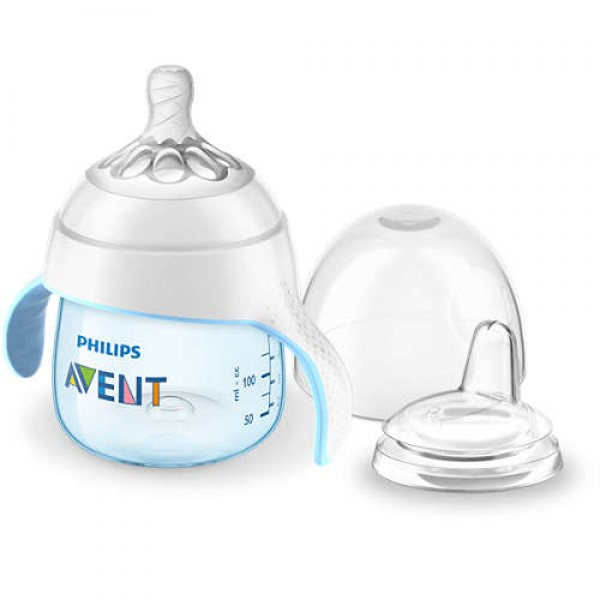 Philips Avent My Natural Trainer Sippy Cup 5oz - Blue
