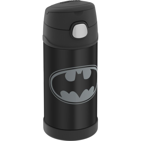 Thermos FUNtainer® Vacuum Insulated Stainless Steel Bottle 12oz Batman