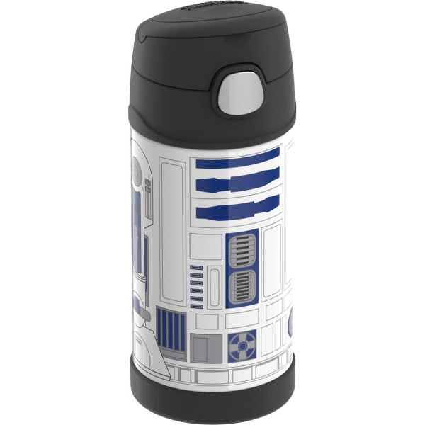 Thermos FUNtainer® Vacuum Insulated Stainless Steel Bottle 12oz Star Wars