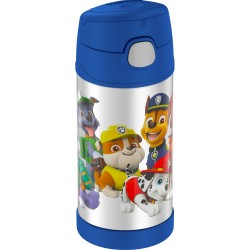 Thermos FUNtainer® Vacuum Insulated Stainless Steel Bottle 12oz PAW Patrol