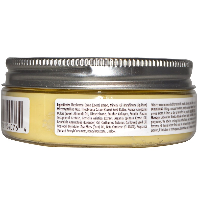 Palmer's, Cocoa Butter Formula, Tummy Butter, For Stretch Marks, 4 4 oz  (125 g)